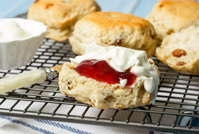 Best Of British Cream Tea