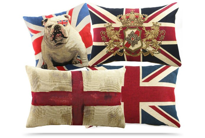 Best Of British Cushions