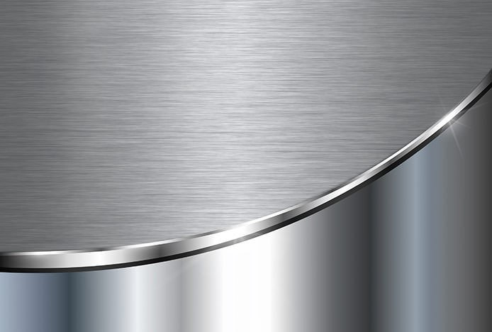 Brushed Steel vs Chrome Chair Finish
