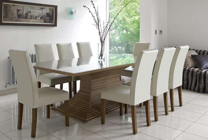 Chicago Dining Chair At Dining Table