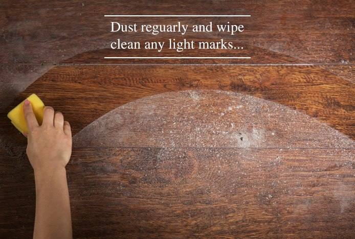 Cleaning Wood