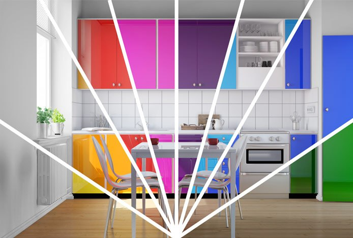 Kitchen Colour Scheme Ideas