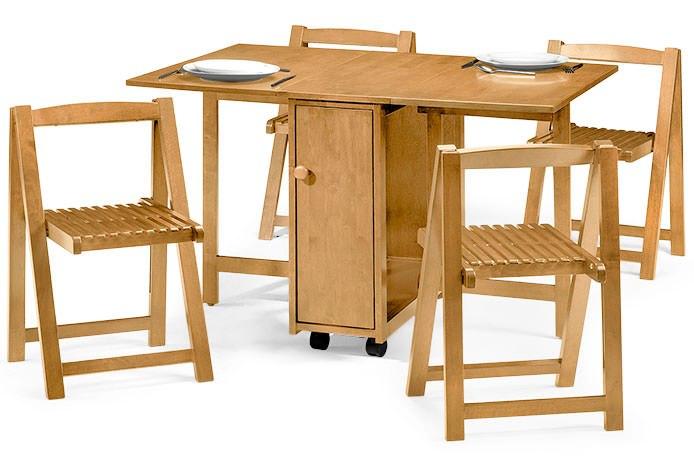 Crantock Folding Dining Set
