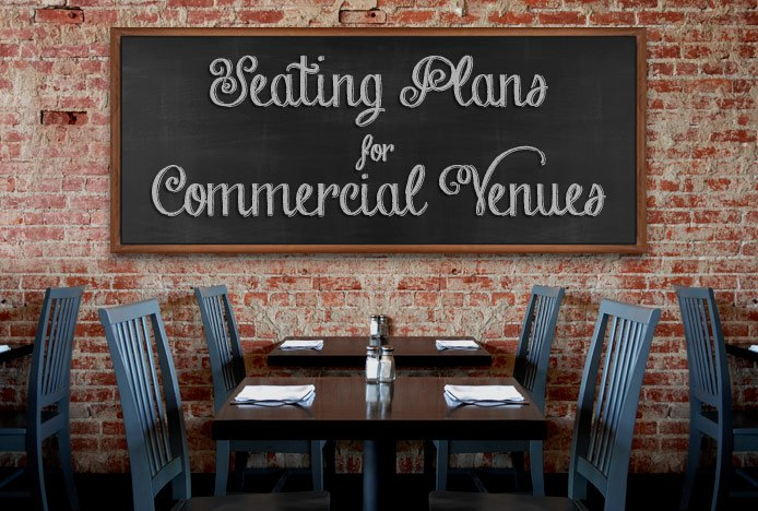 Seating Plans For Commercial Venues