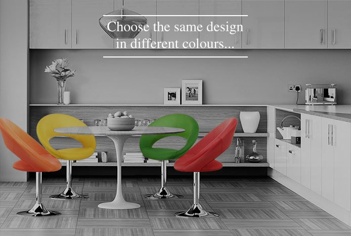 Clementine Chairs In Different Colours