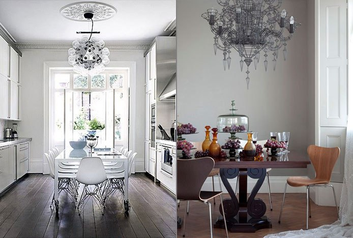 Elegant Dining Spaces