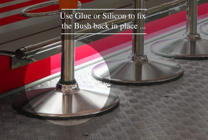 Fix A Gas Lift Bar Stool