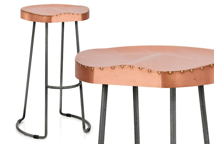 Freedom Copper Stool