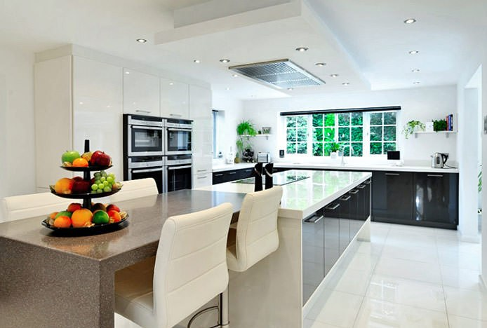 How To Brighten Up A Dark Kitchen