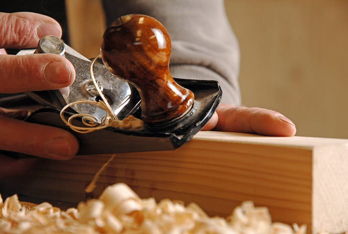 Hand Plane Wood Manufacture