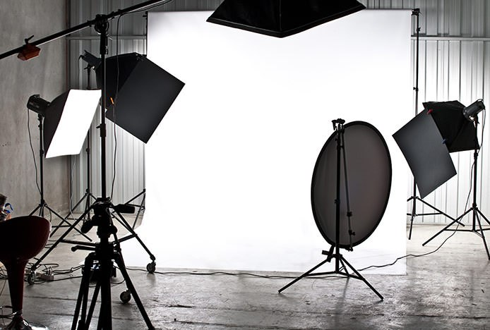 High Key Photography Studio