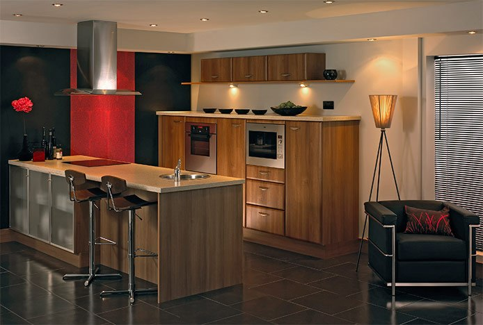 Ambient Lighting In The Kitchen