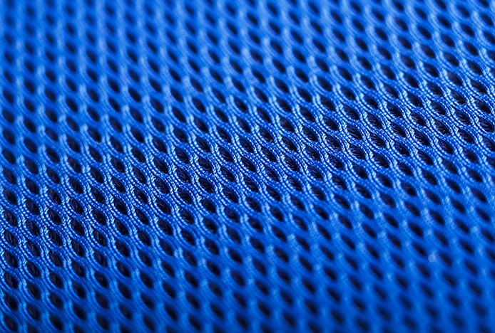 Mesh Material Used In Office Chairs