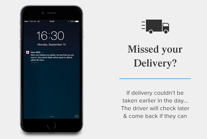 Missed Your Delivery