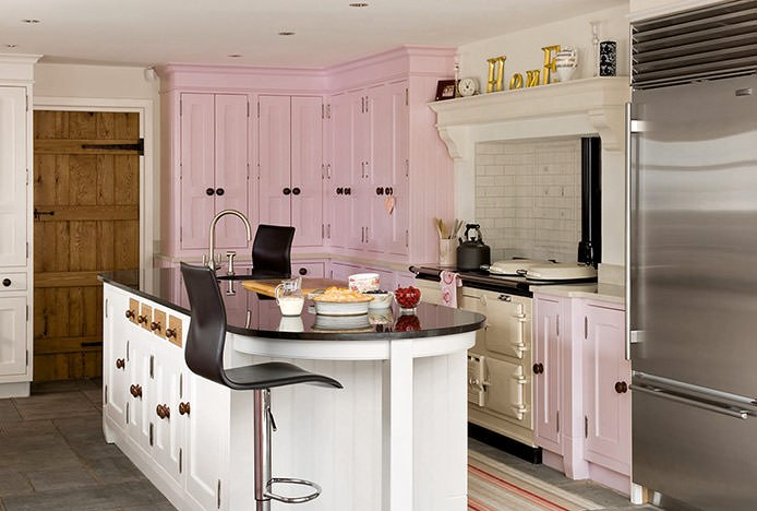 Kitchen With Home Baking