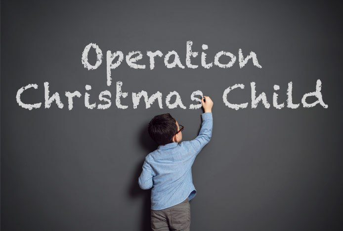 Operation Christmas Child Charity