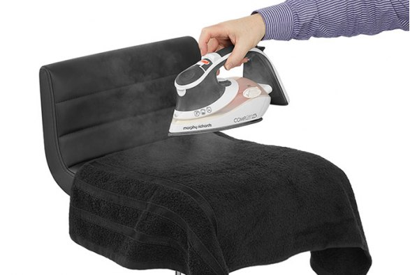How To Remove Dents & Creases From Seats