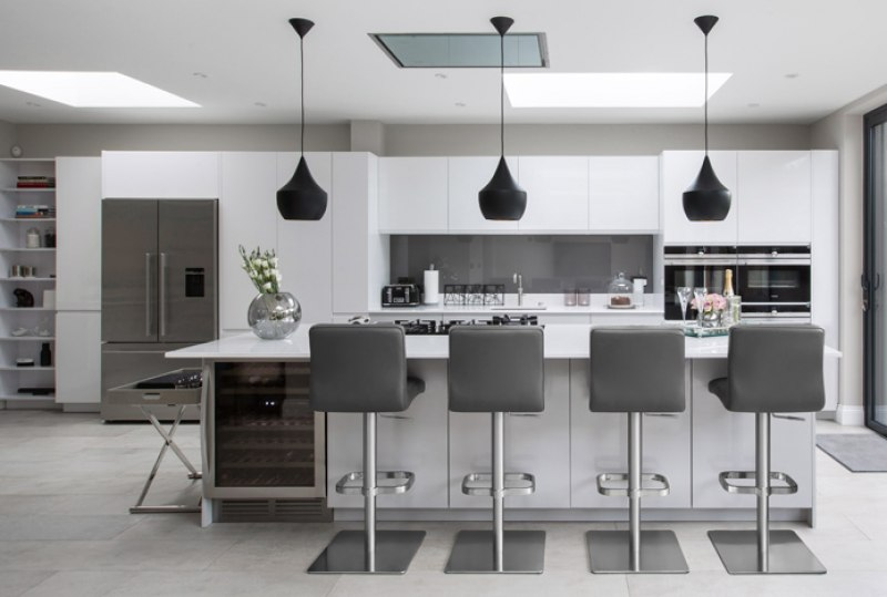 7 Kitchens Featuring Our Stools
