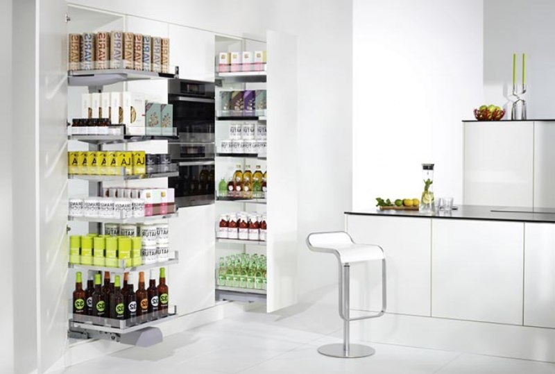 Smart Storage Solutions For Your Kitchen