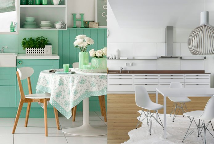 Scandinavian Style Chairs For The Kitchen