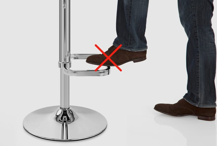 Stools With Footrests
