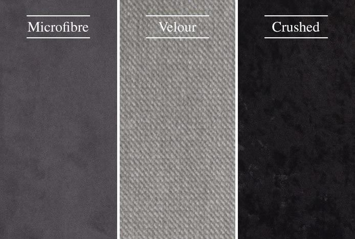 Different Types Of Velvet