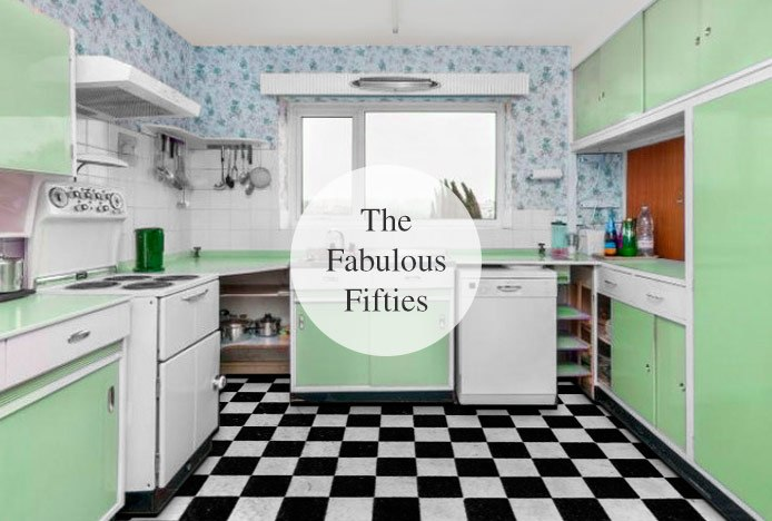 Typical Fifties Kitchen