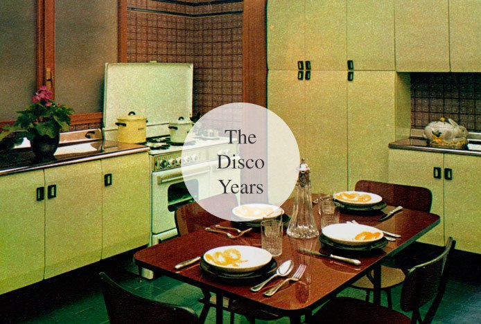 Kitchen From The Seventies