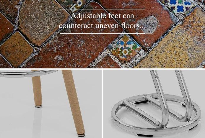 Uneven Floor Surfaces