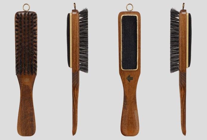 Clothes Brush Used To Brush Velvet