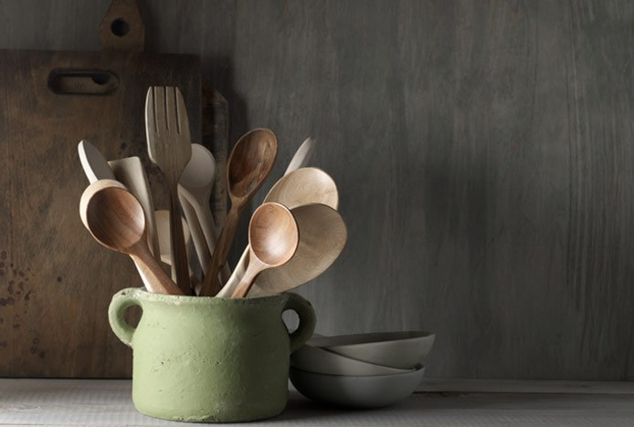 Wabi-Sabi Kitchen Utensils