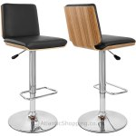 Richmond Bar Stool Black