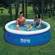 8ft Fast Set Paddling Pool