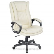 Managers Imperial Office Chair Cream
