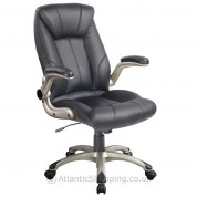 Princeton High Back Office Chair Black