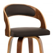 Royce Bar Stool Brown