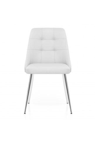 Shanghai dining chair white atlantic shopping - Atlantic shopping dining chairs ...