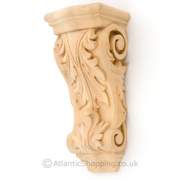 The Acanthus Leaf Corbel