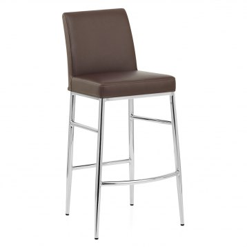 Nova Bar Stool Brown