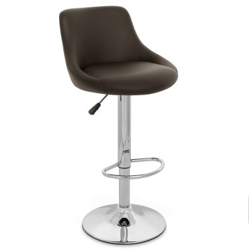 Mellow Bar Stool Brown