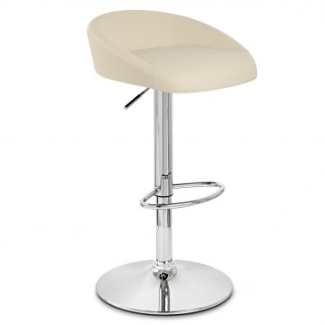 Couture Bar Stool Cream