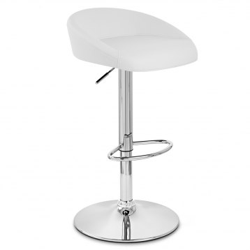 Couture Bar Stool White