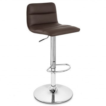 Pacific Bar Stool Brown