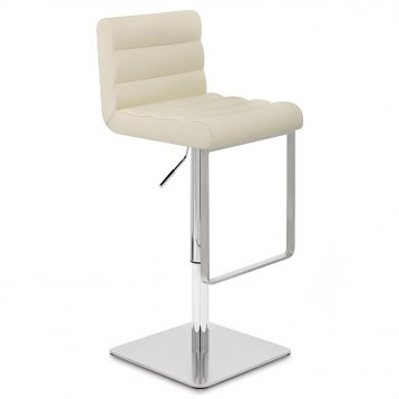 Lazio Bar Stool Cream