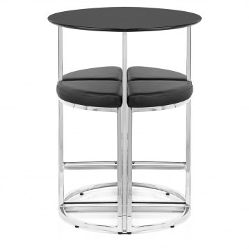 Utopia Bar Stool Brown