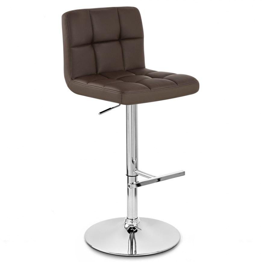 grid bar stool brown atlantic shopping. Black Bedroom Furniture Sets. Home Design Ideas