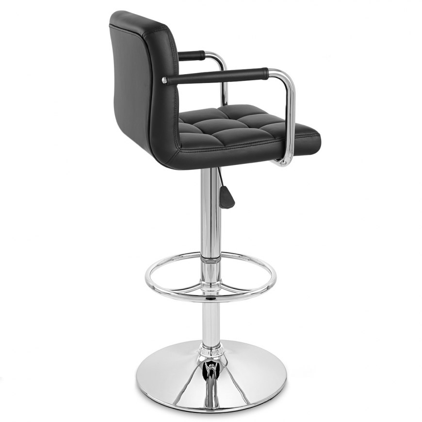 Maze Bar Stool Black Atlantic Shopping