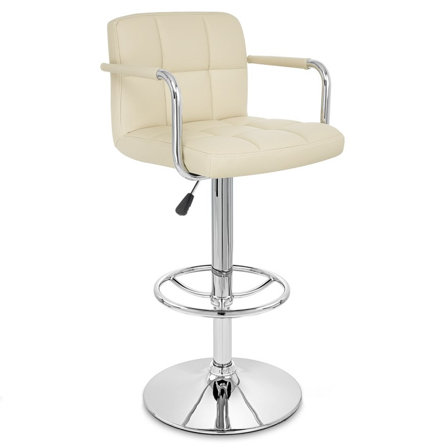 Maze Bar Stool Cream Atlantic Shopping