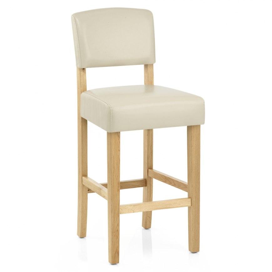 auburn oak chair brown leather seat atlantic shopping