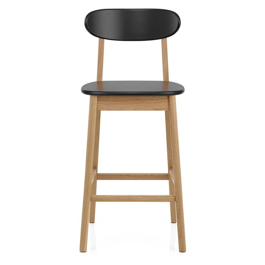 crescent bar stool white atlantic shopping. Black Bedroom Furniture Sets. Home Design Ideas